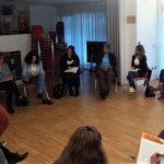 Ressenya: Taller Grups de conversa amb adolescents